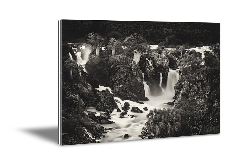 Acrylic glass photo prints of landscape nature photography